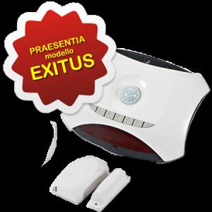 Praesentia, modello EXITUS.
